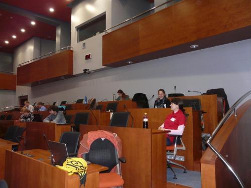 Přednášky Kongresový sál Krajského úřadu