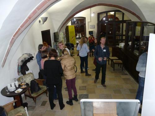 Welcome drink v Muzeu Vysočiny